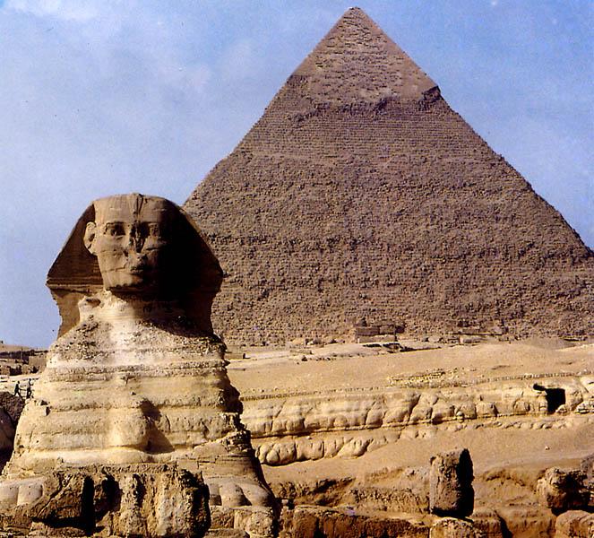 фото египта сверху