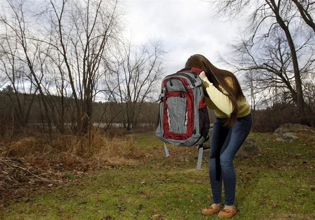 Зачем американцы покупают пуленепробиваемые рюкзаки. Фотографии
