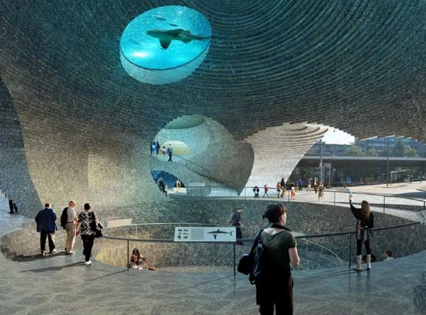 аквариум в базеле фото 3 (600x445, 94Kb)