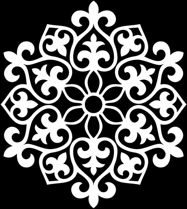 орнамент, казахский орнамент