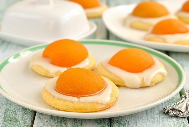 Печенье с абрикосами (604x407, 43Kb)