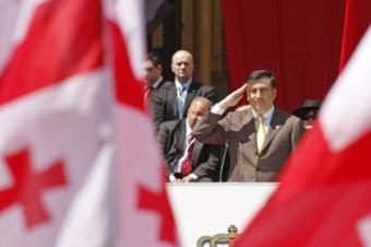 Грузия - смена флага (340x226, 51Kb)