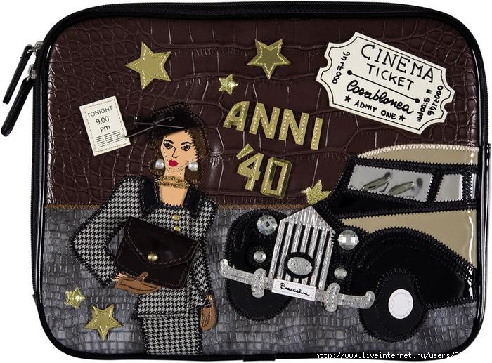 意大利女装手袋公司BRACCIALINI的灵感二(卡通型) - maomao - 我随心动