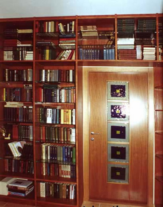 Деревянный стеллаж для книг своими руками. обсуждение на liv.