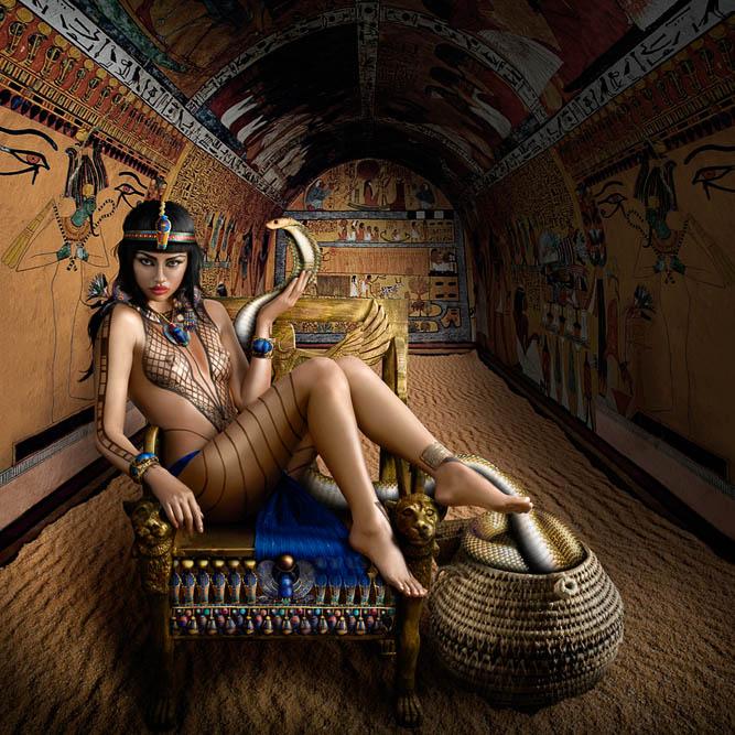 002-Клеопатра (69-30 гг до н.э.) (667x667, 180Kb)