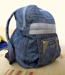 Мастер классы по шитью из джинса
