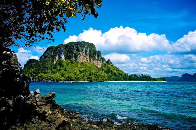Остров Карби, Таиланд. (688x457, 169Kb)