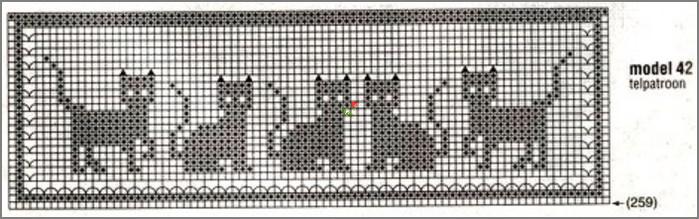 Вязание спицами схемы животные 33