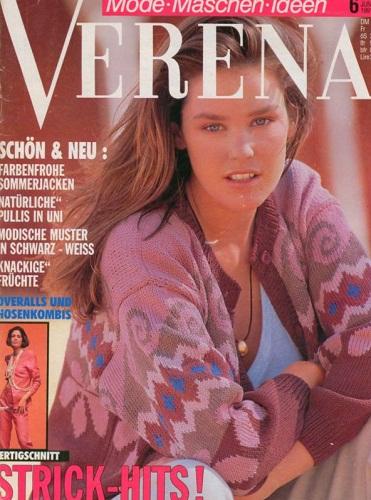 Verena №6 1991.