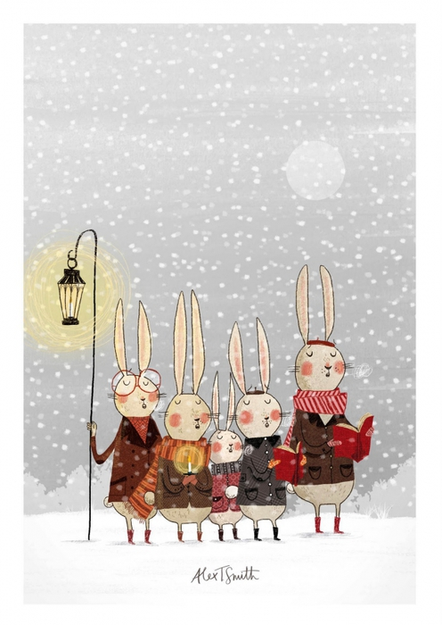 1901311_bunny_choir (496x700, 194Kb)