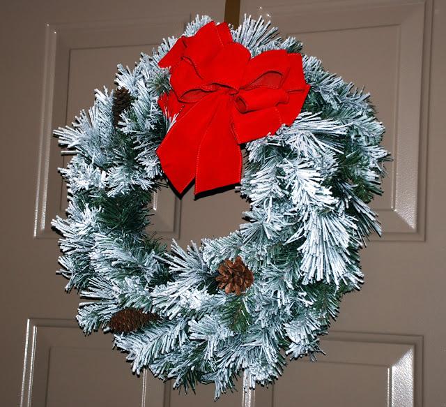 Рождественский венок 54103