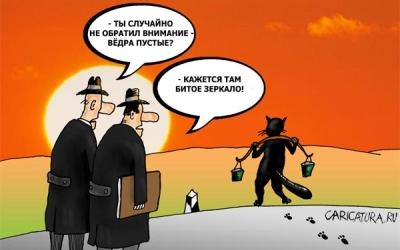 Виноват ли черный кот или причины и следствия суеверий (400x250, 68Kb)