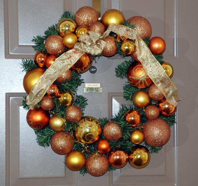 Рождественский венок 59117