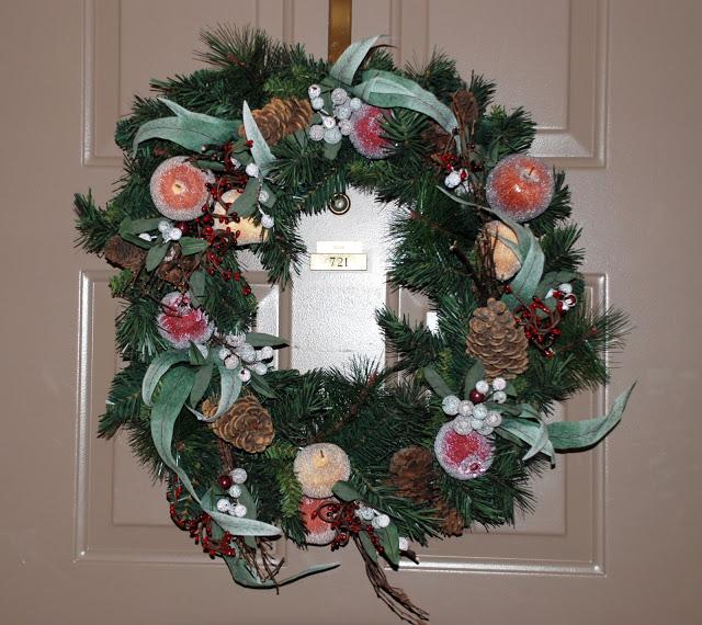 Рождественский венок 94276