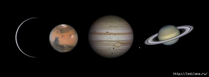 Fotógrafo astronômico do ano 2012 Melhores trabalhos da competição 15 (700x259, 32Kb)