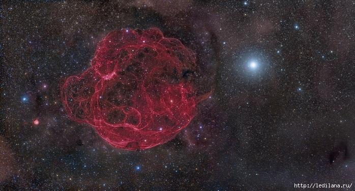 Fotógrafo astronômico do ano 2012 Os melhores trabalhos da competição2 (700x376, 240Kb)