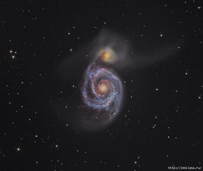 Астрономический фотограф года 2012 Лучшие работы конкурса (700x591, 138Kb)