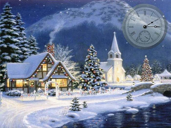 5.77MbЛицензия. Animal Portraits 1. Бесплатный скринсейвер на рождественск