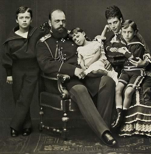 Великий князь георгий александрович