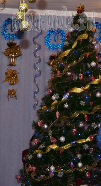 Новогодняя ёлка - самая лучшая ель в мире/4348076_yolka (350x645, 91Kb)