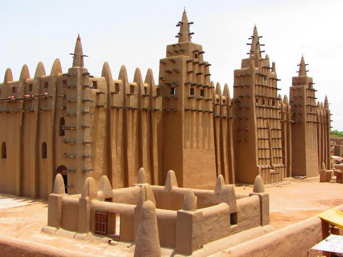 великая мечеть дженне мали (700x525, 55Kb)