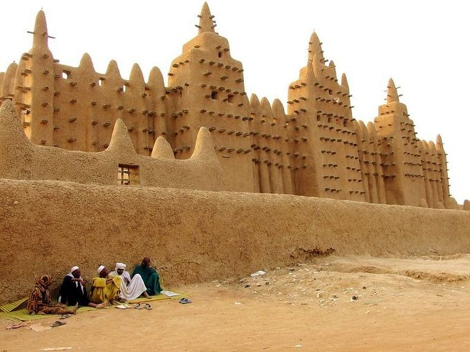 великая мечеть дженне мали 2 (680x509, 75Kb)