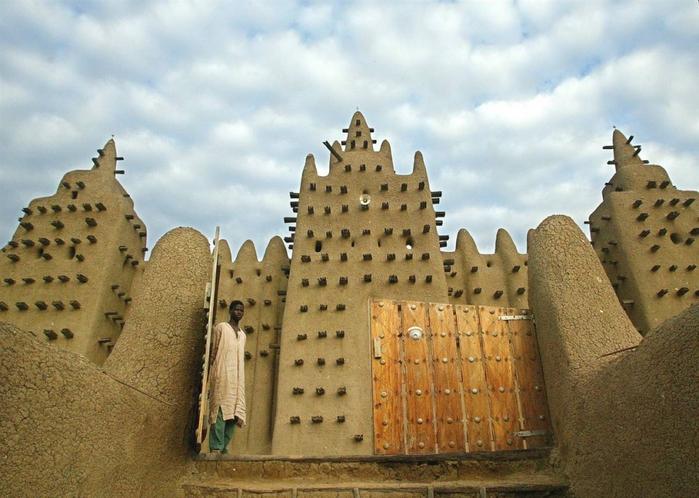 великая мечеть дженне мали 4 (700x498, 267Kb)