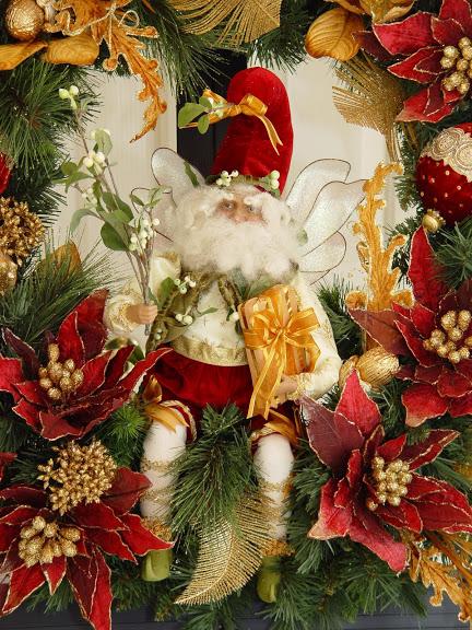 Рождественский венок 72461
