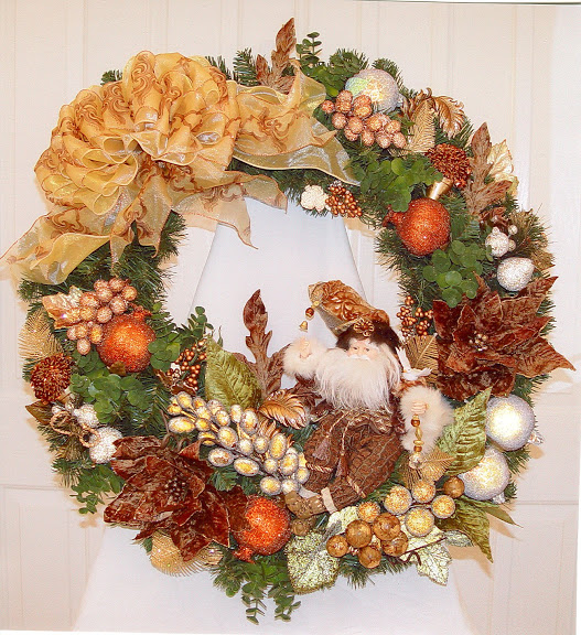 Рождественский венок 53707