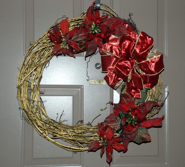 Рождественский венок 14226