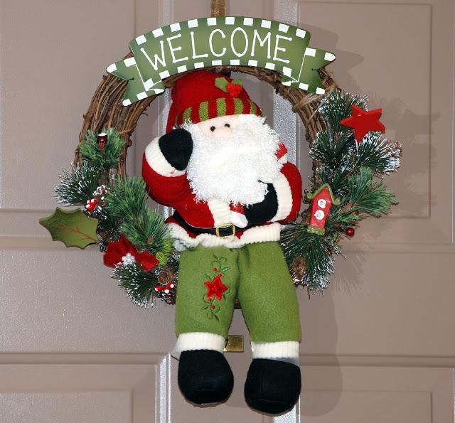 Рождественский венок 16374