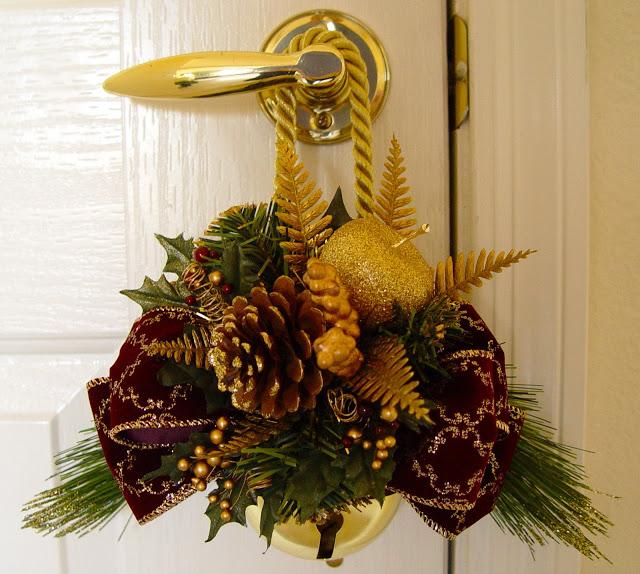 Рождественский венок 73315