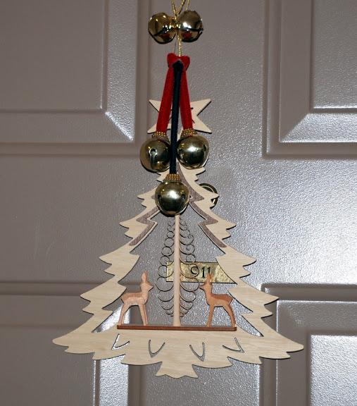 Рождественский венок 52411