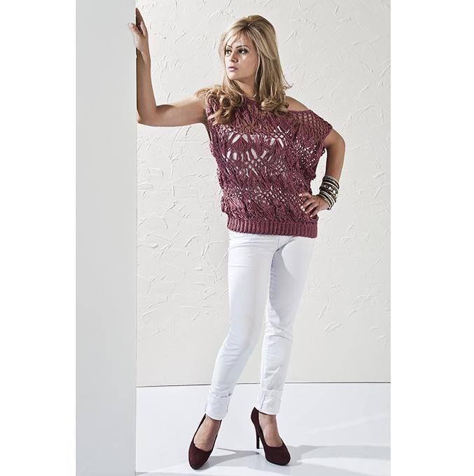 Связать крючком-болеро-пуловер-по схемам (677x680, 233Kb)