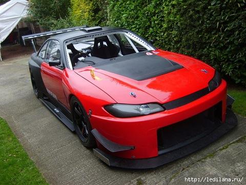 тюнинг в гараже Nissan S14 Silvia (480x360, 141Kb)