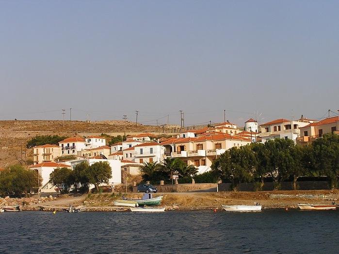 Остров Лесбос - Остров одетый в зелень сосен, оливковых деревьев и дубов. Часть 1 81050