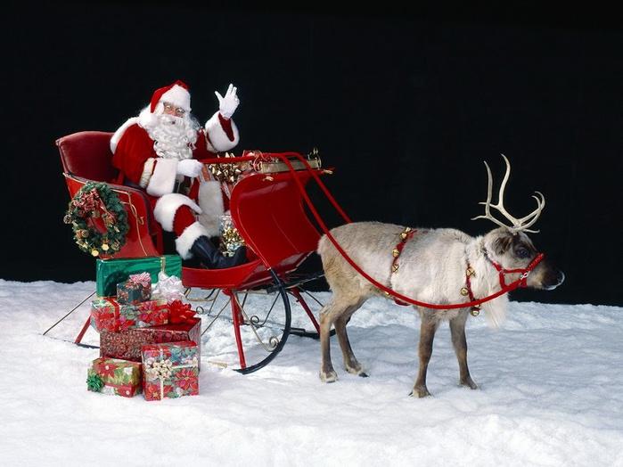С наступающим Новым Годом и Рождеством. 15049