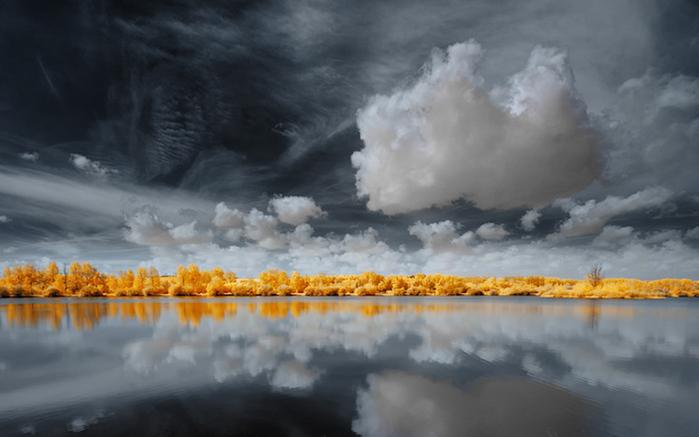 инфракрасные пейзажи фото (700x437, 122Kb)