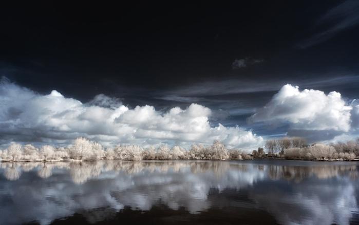 инфракрасные пейзажи фото 6 (700x437, 102Kb)