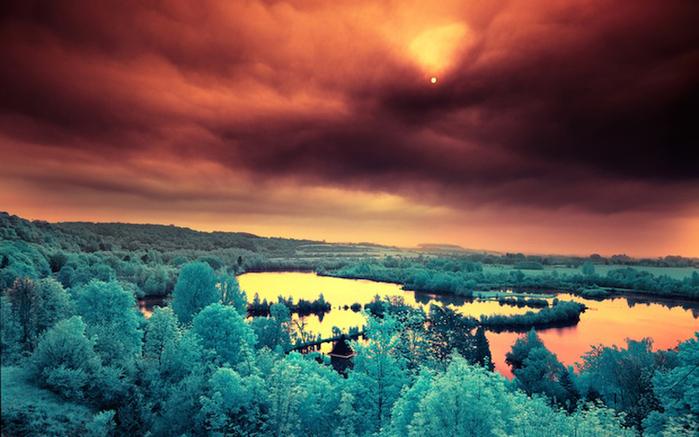 инфракрасные пейзажи фото 8 (700x437, 196Kb)