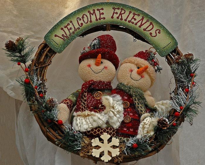 С наступающим Новым Годом и Рождеством. 31156