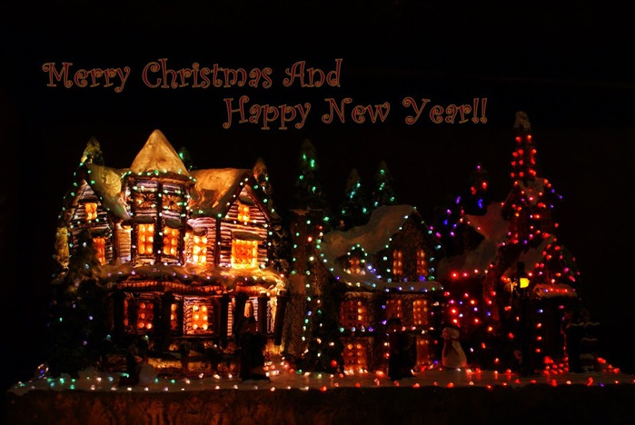 С наступающим Новым Годом и Рождеством. 67492