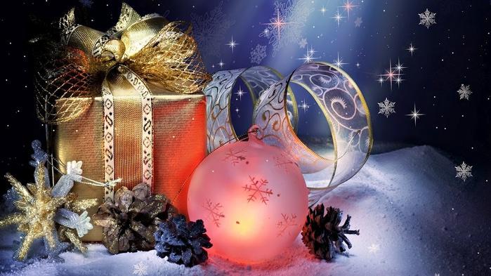 С наступающим Новым Годом и Рождеством. 34724