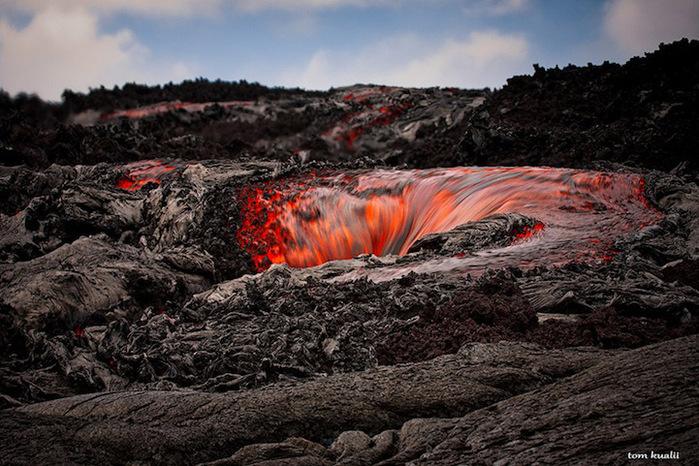Vulcões do Havaí Foto 5 (700x466, 165KB)