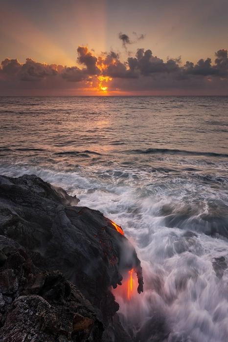 Vulcões do Havaí Foto 9 (466x700, 238KB)