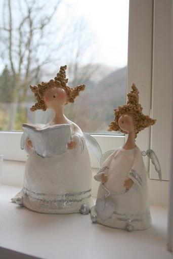 engel s boerner statuettes pinterest engelchen. Black Bedroom Furniture Sets. Home Design Ideas