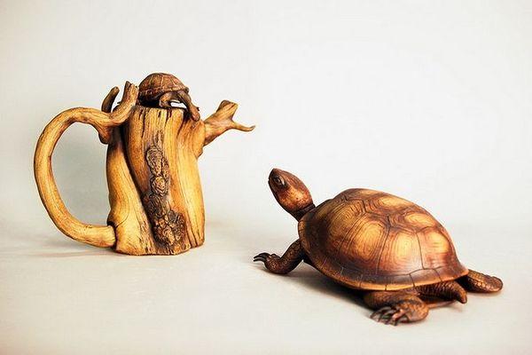 деревянные скульптуры фото 7 (600x400, 31Kb)