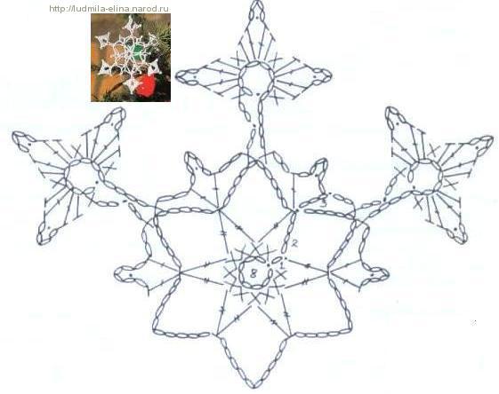снежинки (4) (561x444, 28Kb)