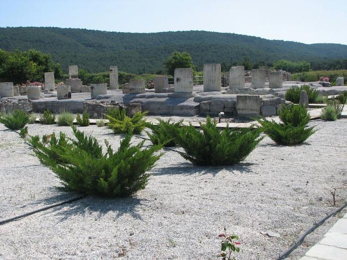 Остров Лесбос - Остров одетый в зелень сосен, оливковых деревьев и дубов. Часть 2 78962