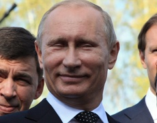 Путин и карикатуры